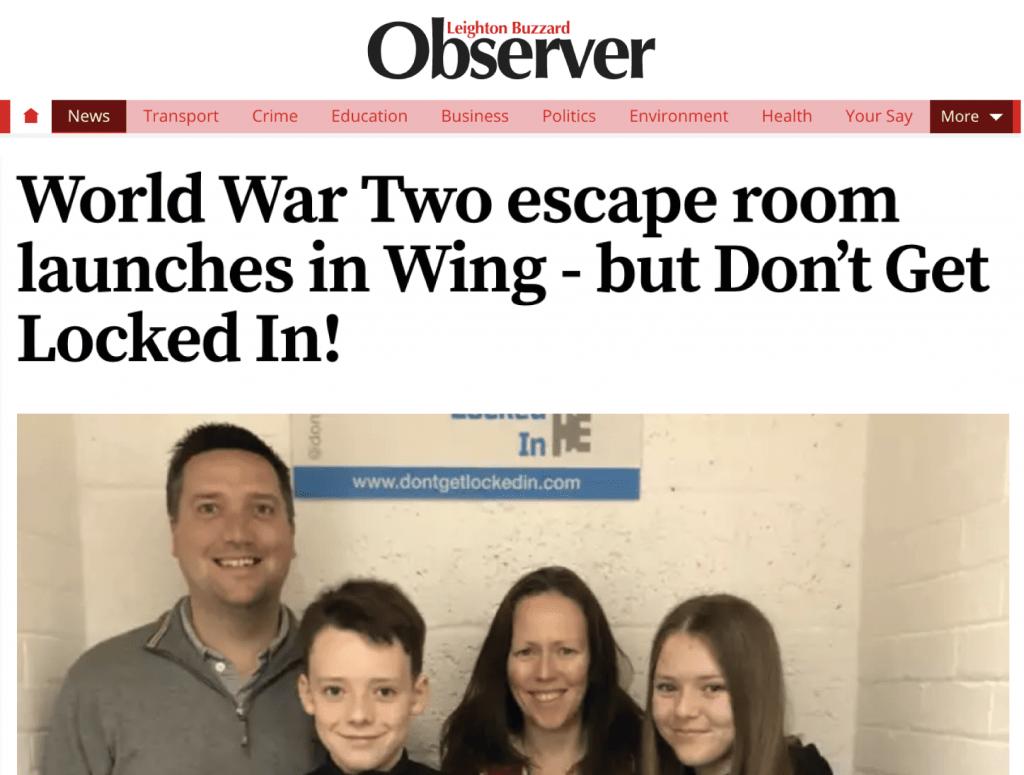 escape room news