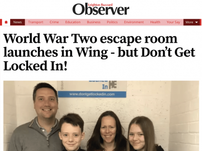 escape room news
