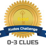 escape room kudos challenge gold
