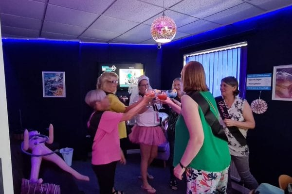 Hen and Stag Celebration